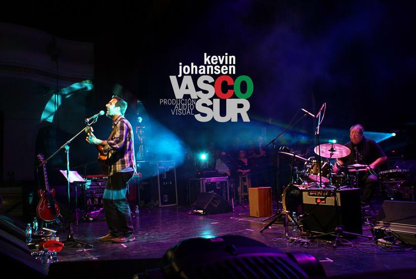 Kevin Johansen 5