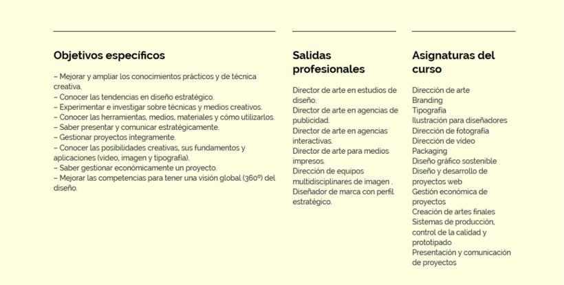 DB MAESTRO EN DISEÑO Y DIRECCIÓN DE ARTE 1
