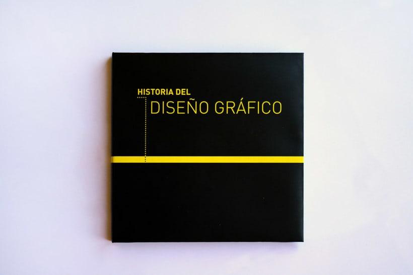 Cronograma. Historia del Diseño Gráfico // Diseño editorial 1