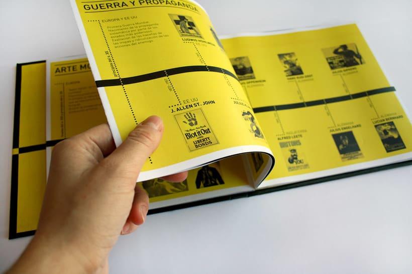 Cronograma. Historia del Diseño Gráfico // Diseño editorial 3