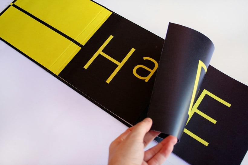 Cronograma. Historia del Diseño Gráfico // Diseño editorial 5