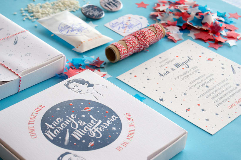 Invitaciones de boda 11