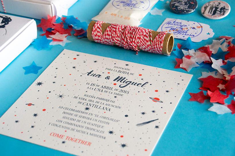 Invitaciones de boda 13