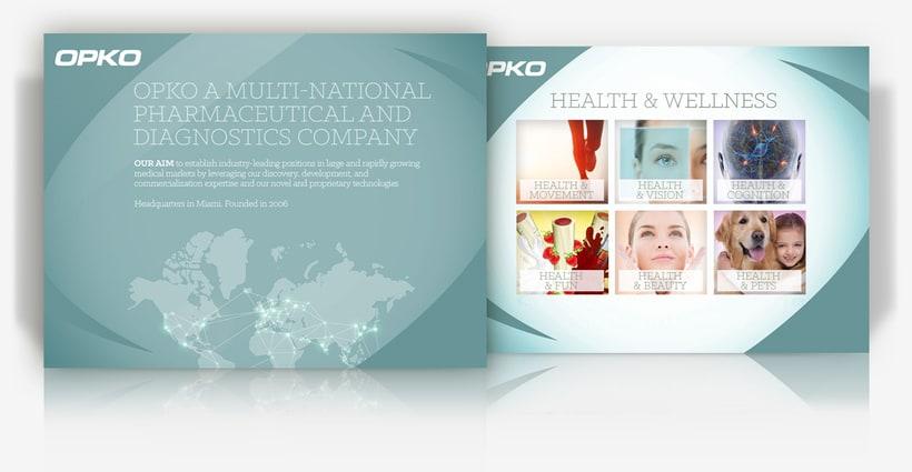 Opko. Presentación corporativa. 0
