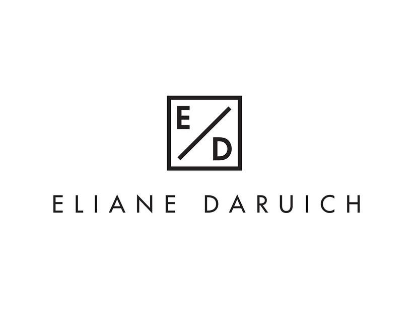 Eliane Daruich. Diseño logotipo. -1