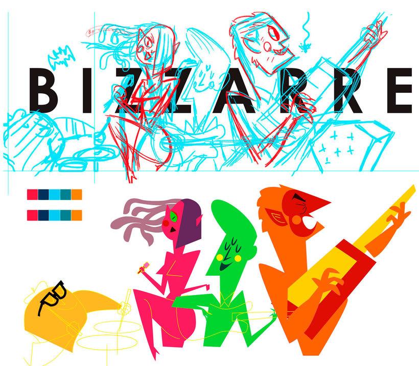 B I Z Z A R R E MAGAZINE 1