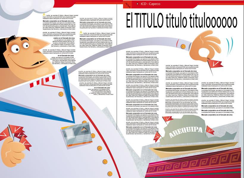Ilustracion para revista  0
