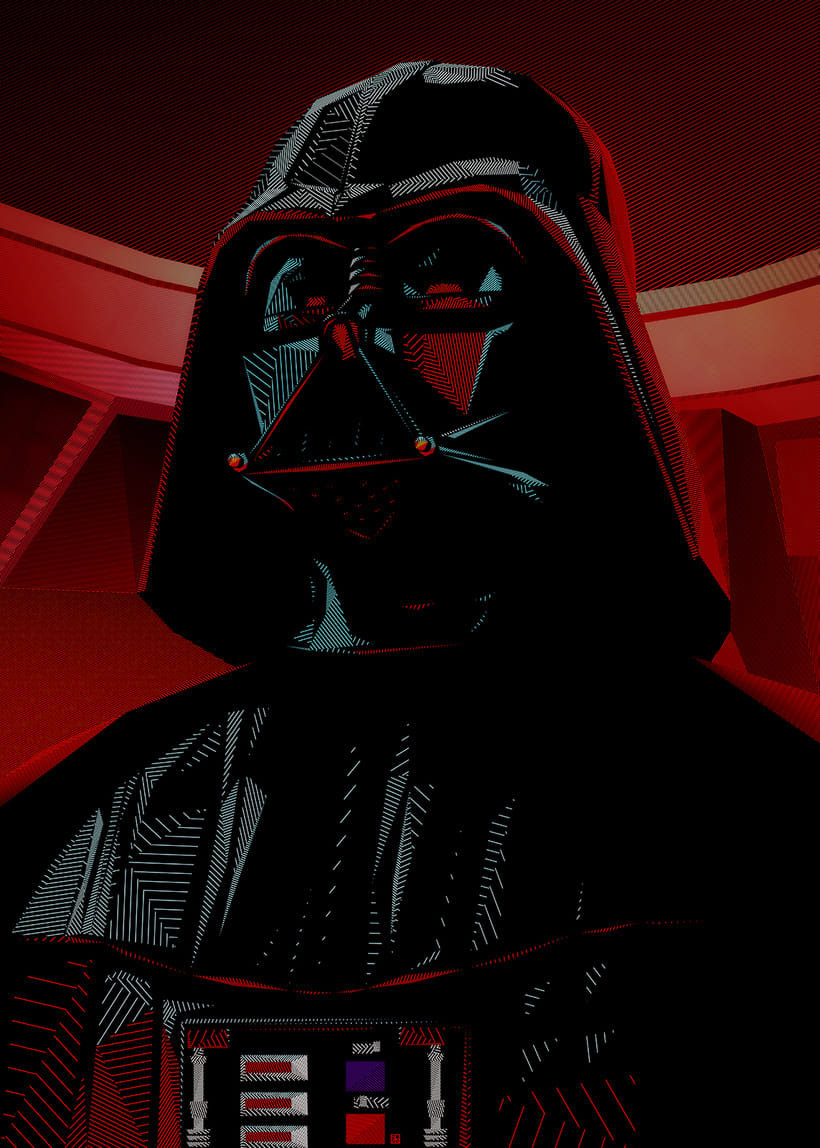 "Dark Lord of the Sith ""DARTH VADER"" 1"