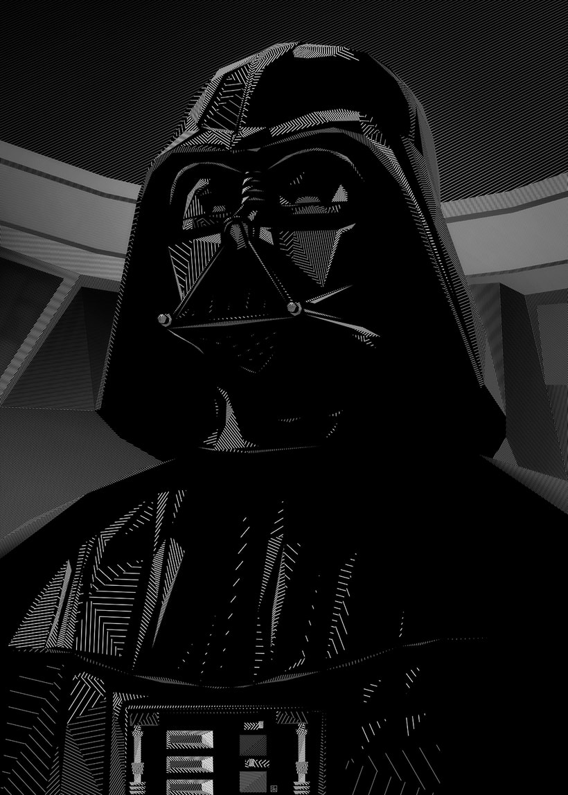 "Dark Lord of the Sith ""DARTH VADER"" 2"