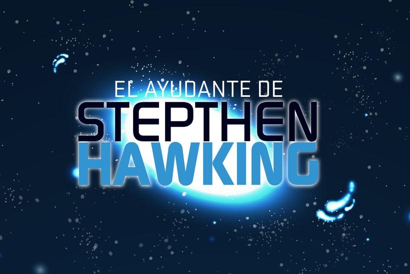 APP - Educativa - El Ayudante de Stephen Hawking 0