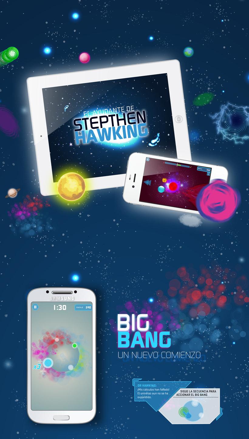 APP - Educativa - El Ayudante de Stephen Hawking 1