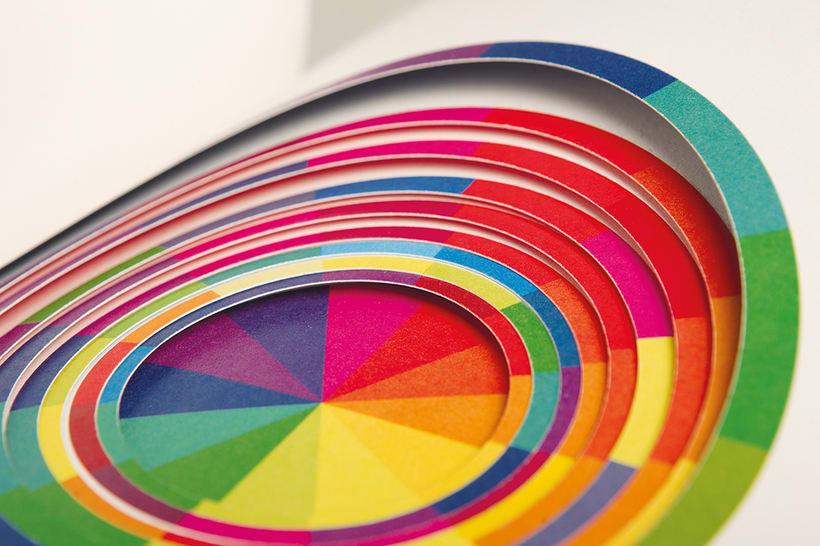 """""""Música y color: la escala cromática"""" 8"""