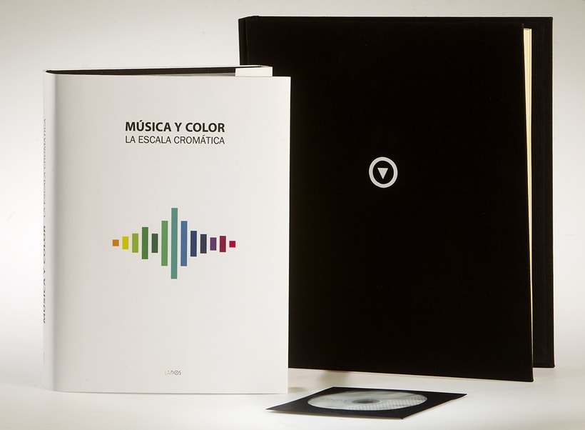 """""""Música y color: la escala cromática"""" 1"""