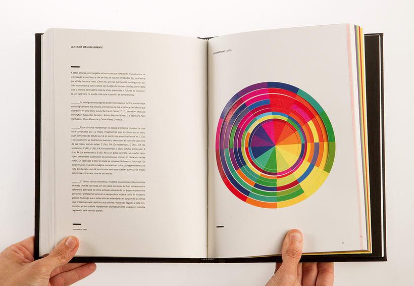 """""""Música y color: la escala cromática"""" 7"""
