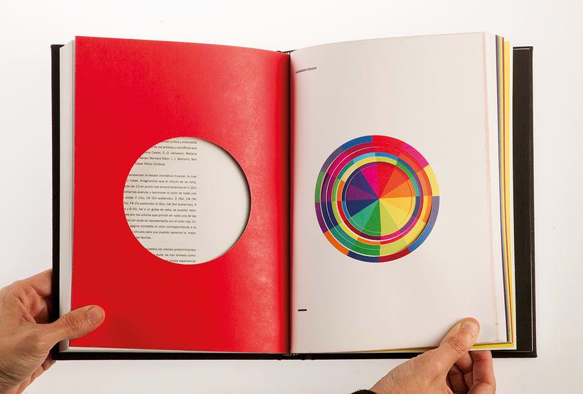 """""""Música y color: la escala cromática"""" 9"""