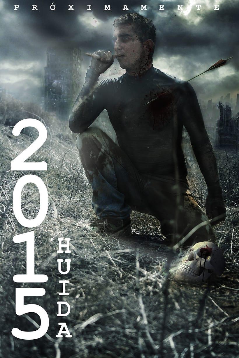 2015 La huida  0