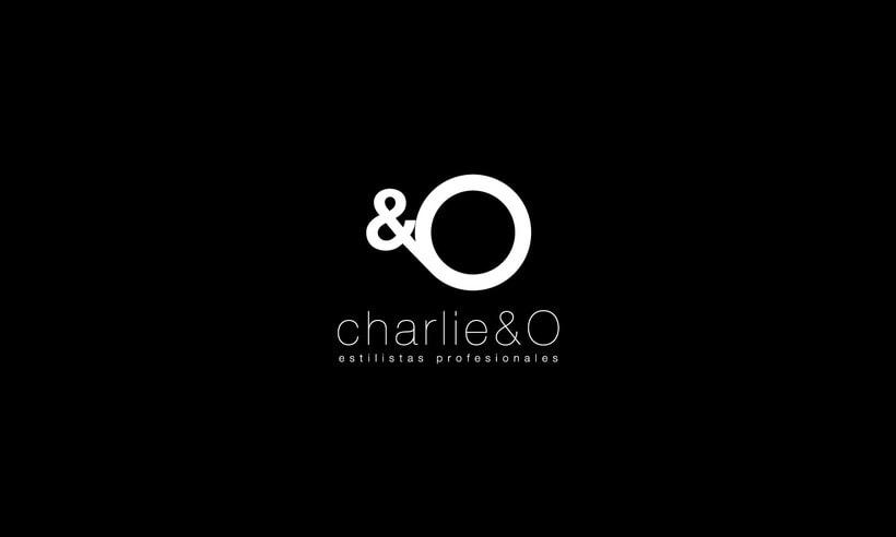Identidad corporativa Charlie&O 2