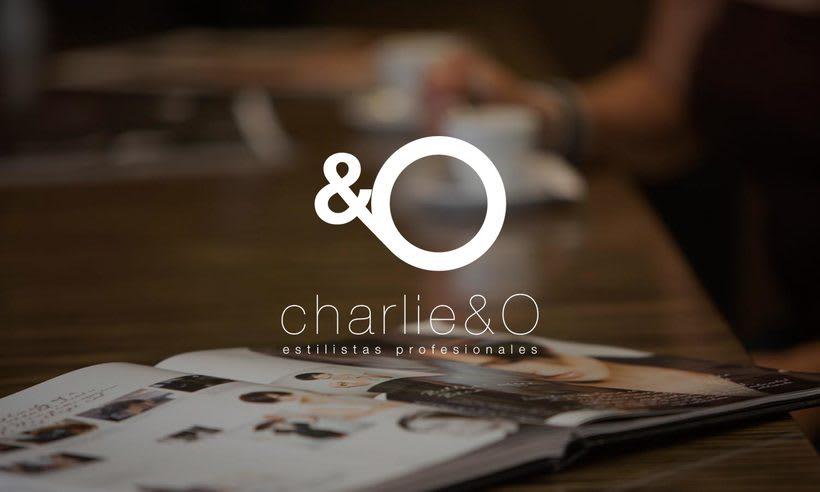 Identidad corporativa Charlie&O 3