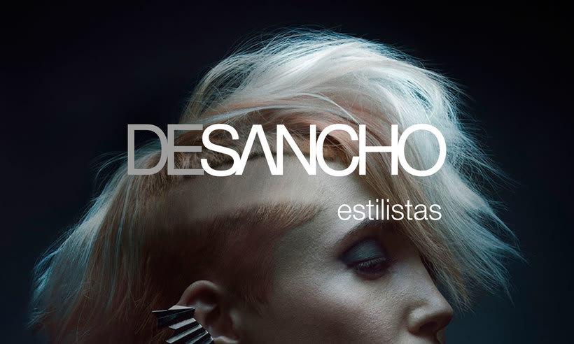 Web DeSancho estilistas. 0