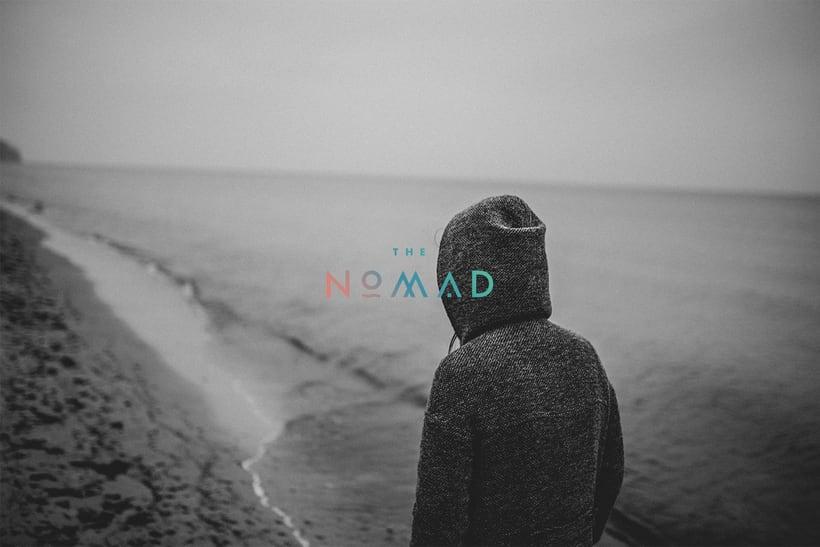 The Nomad | Branding 0