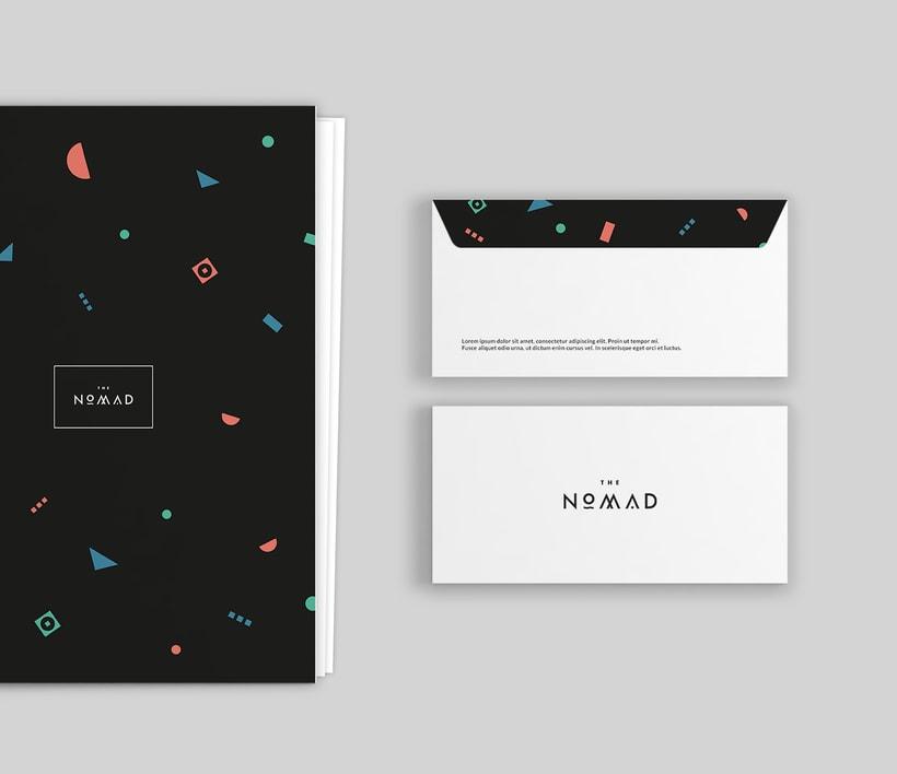 The Nomad | Branding 8