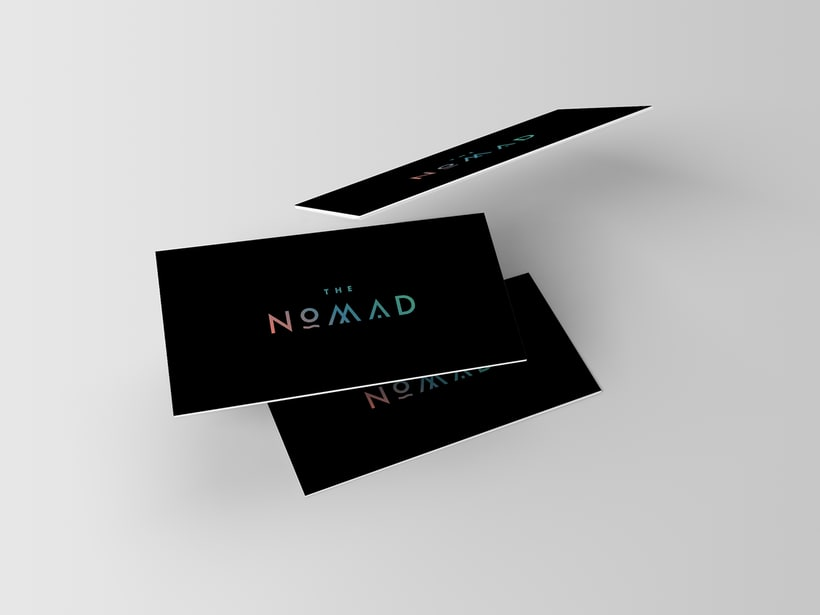 The Nomad | Branding 5