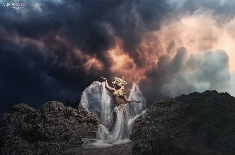 The Earth Goddess -1