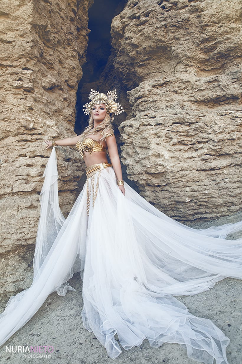 The Earth Goddess 0