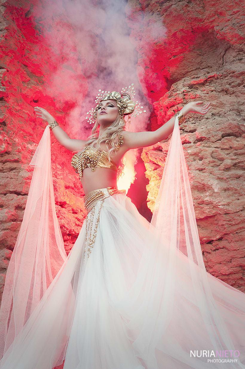 The Earth Goddess 2