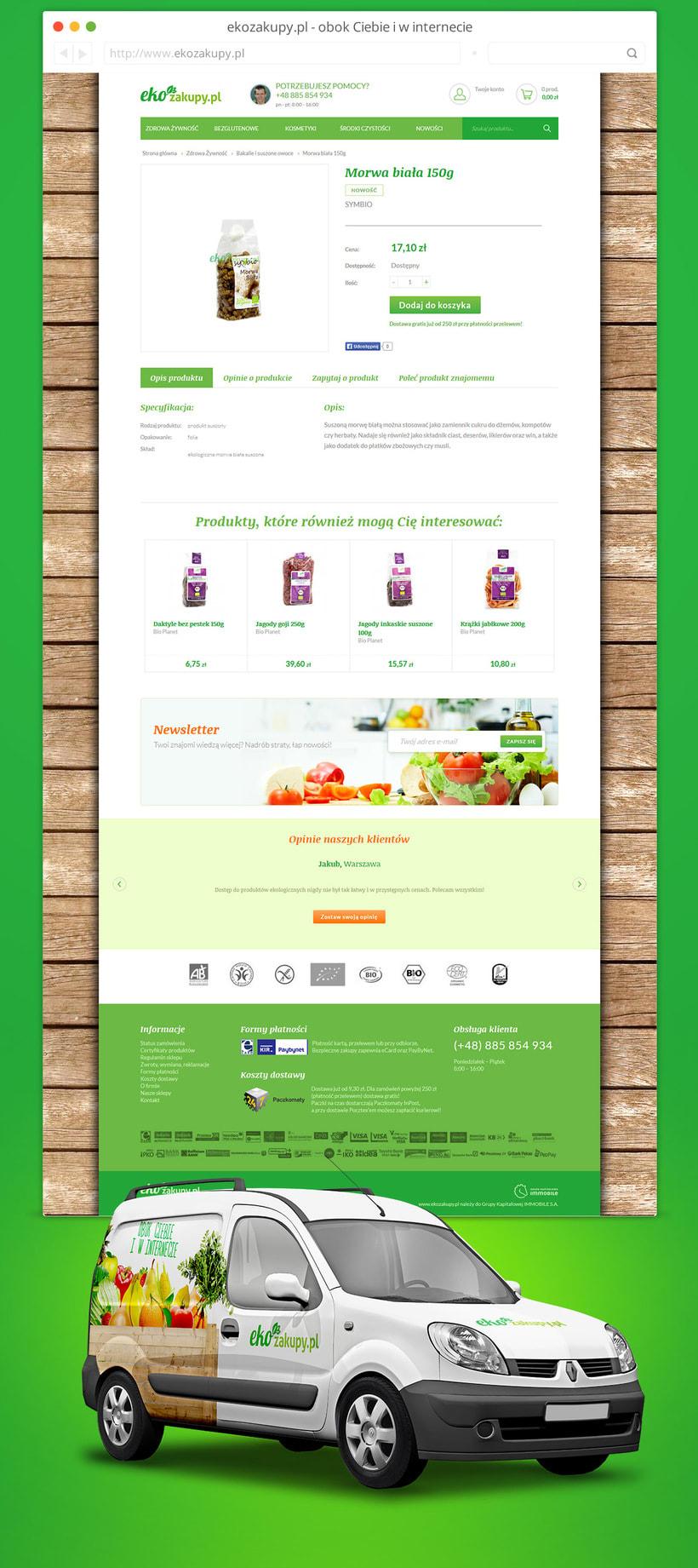 Ekozakupy - Diseño web, identidad y aplicaciones 3