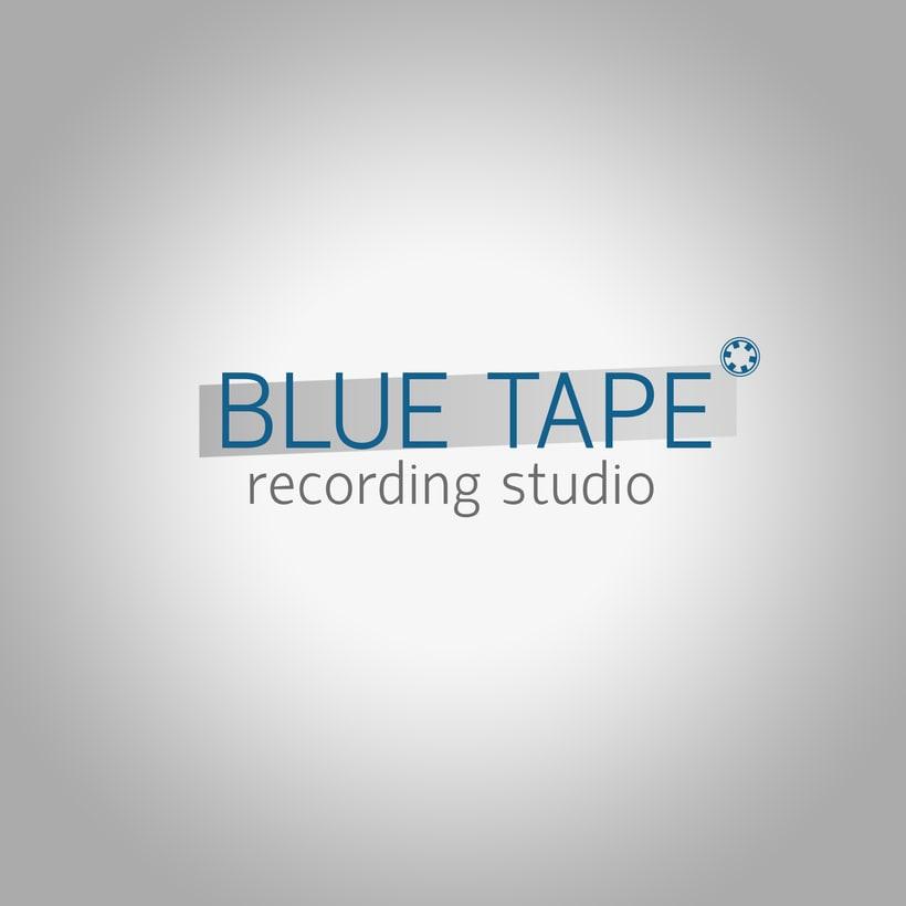 BLUE TAPE Recording Studio 1