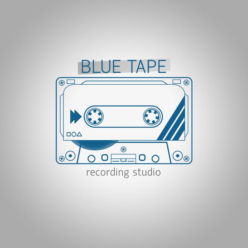 BLUE TAPE Recording Studio 3