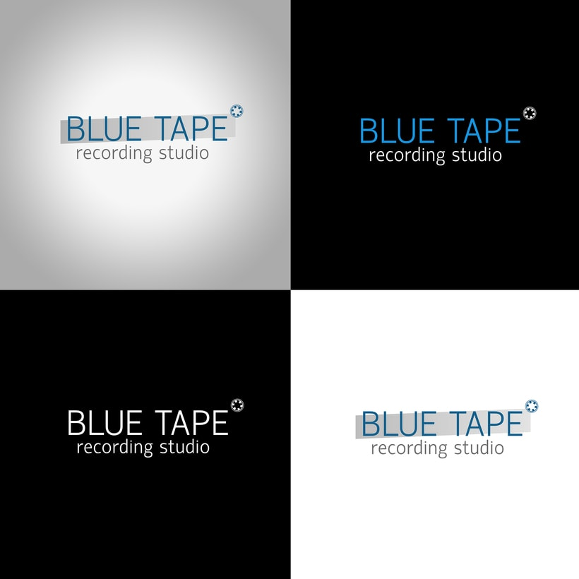 BLUE TAPE Recording Studio 2