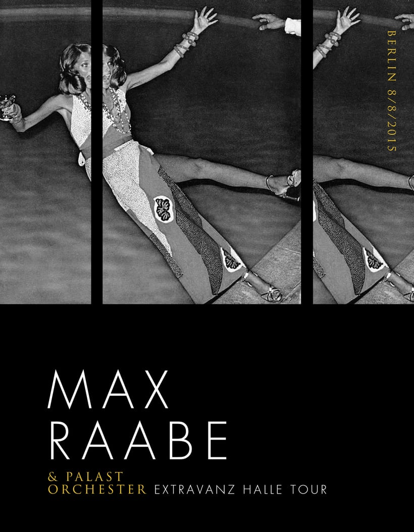 Max Raabe World Tour 0