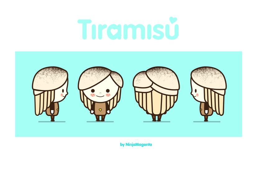 Tiramisú, tu preferida :) 1