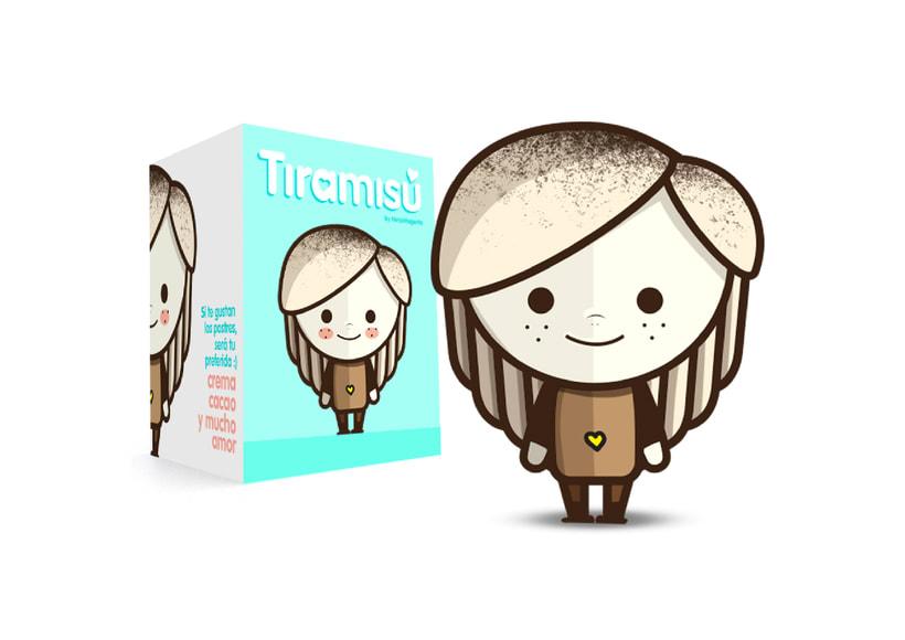 Tiramisú, tu preferida :) 4
