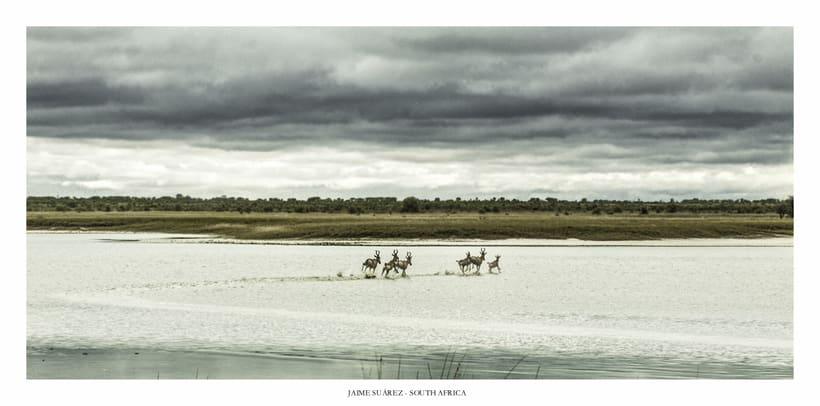 Botswana - Paisajes y retratos -1