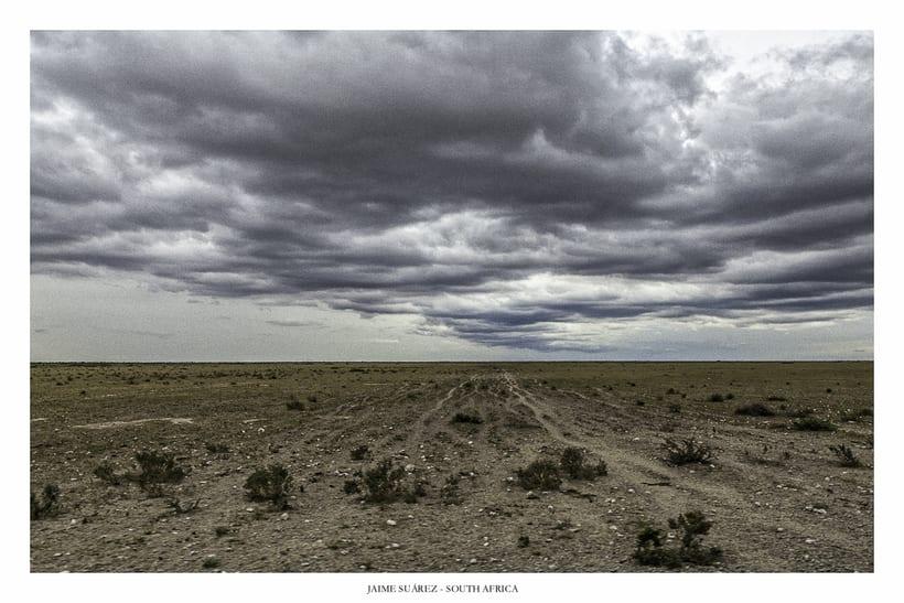 Botswana - Paisajes y retratos 1
