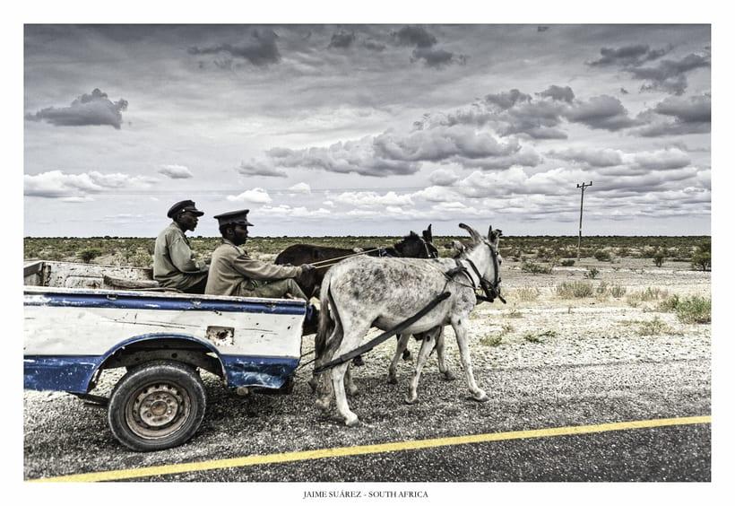 Botswana - Paisajes y retratos 2