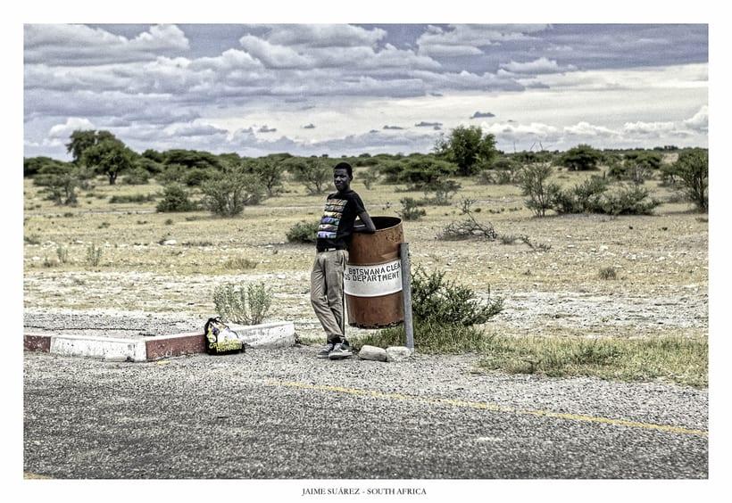 Botswana - Paisajes y retratos 4