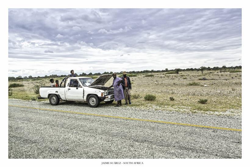 Botswana - Paisajes y retratos 5