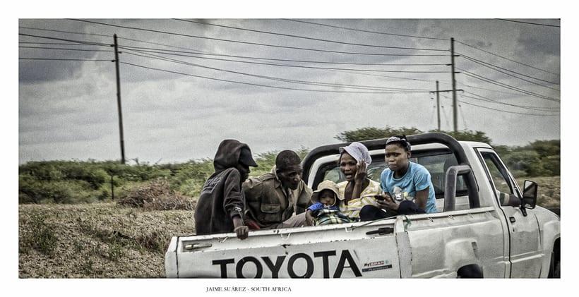 Botswana - Paisajes y retratos 6