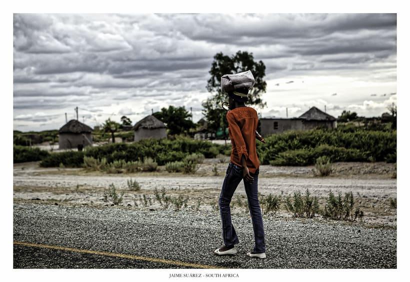 Botswana - Paisajes y retratos 7