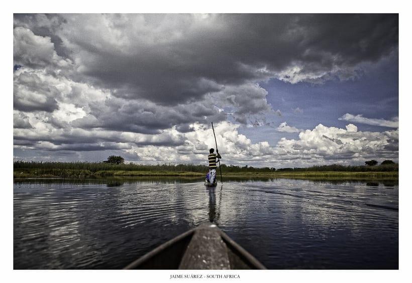 Botswana - Paisajes y retratos 8