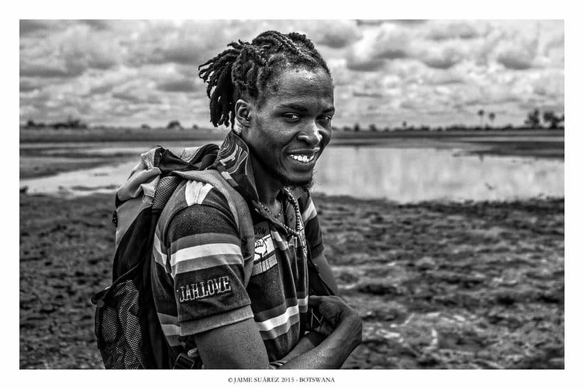 Botswana - Paisajes y retratos 11
