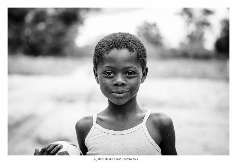 Botswana - Paisajes y retratos 12