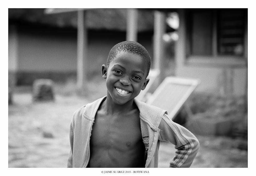 Botswana - Paisajes y retratos 14