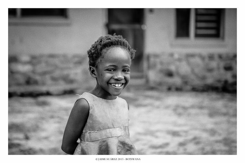 Botswana - Paisajes y retratos 15