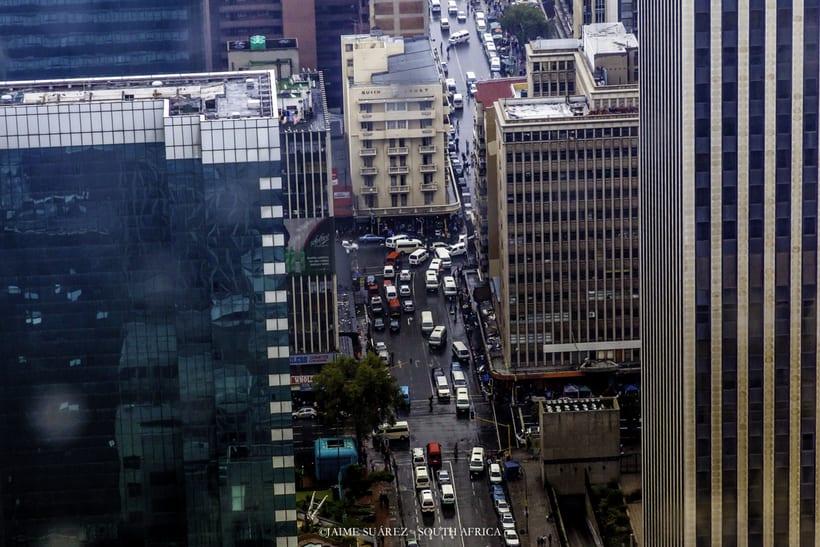 Top of Africa - Johannesburg CBD desde las alturas. 6