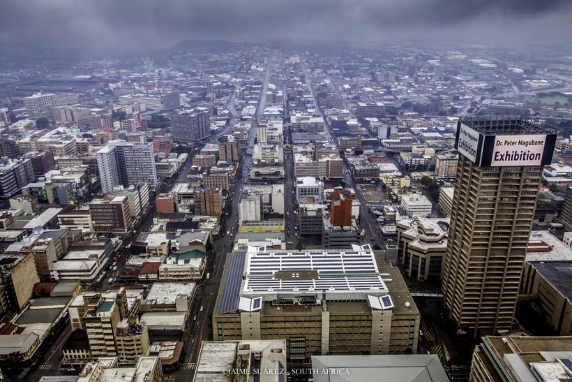 Top of Africa - Johannesburg CBD desde las alturas. 4